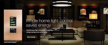Light Control Smart Home Automation for Saving Energy